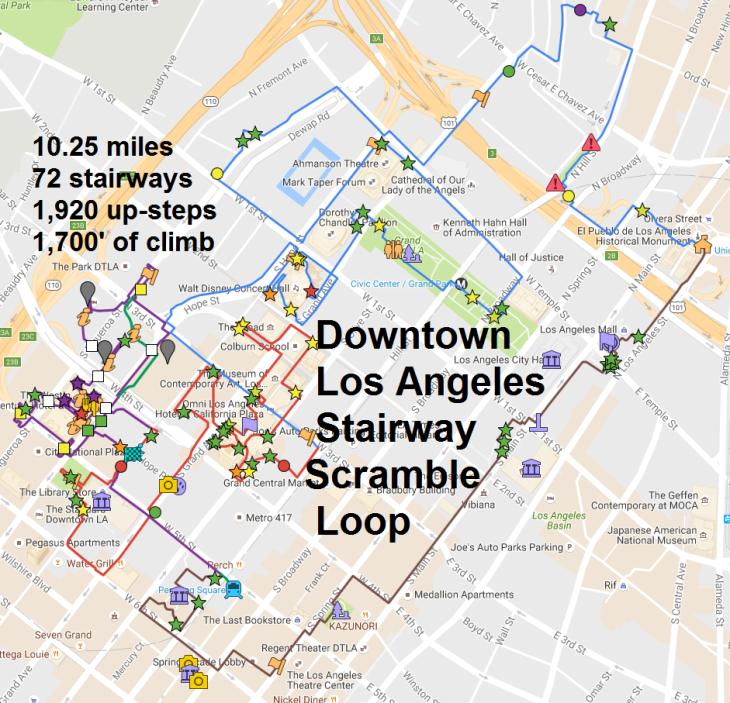 dtla-10-mile-google-route-map-legend