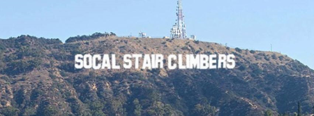 SoCal Stair Climbers FB Cover Photo