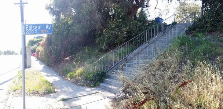 balsam-ave-stairway