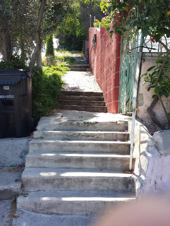 fargo-side-stair