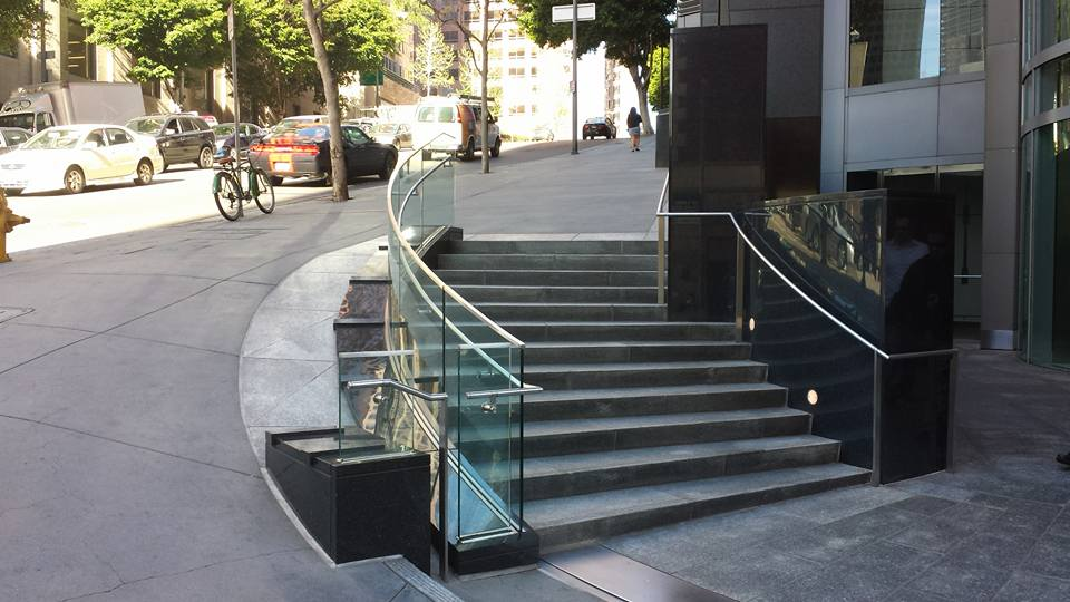 Go Down The Side Stair And Continue Downhill On 5th, All The Way Past Olive  To Hill, And Turn Left Onto The Near Side Sidewalk, And Head Northeast On  Hill ...