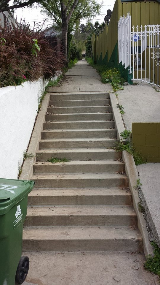 Take The Stairs Up To Ave 42, Go Left And Then Left At The Fork To Stay On  Ave 42, Which Bends To The Right And Splits Off To The Left At ...