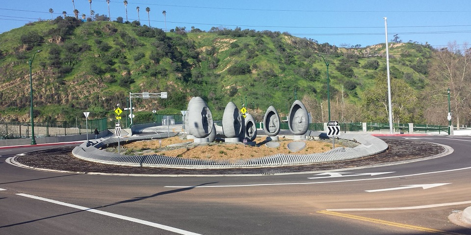 Roundabout - San Fernando