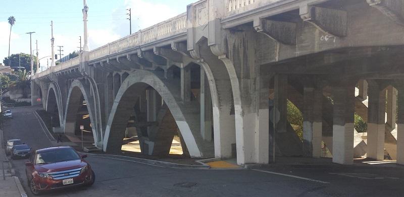 4th Lorena Bridge Arches