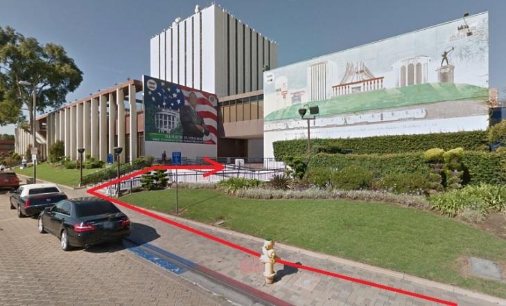 Compton Civic Center N1