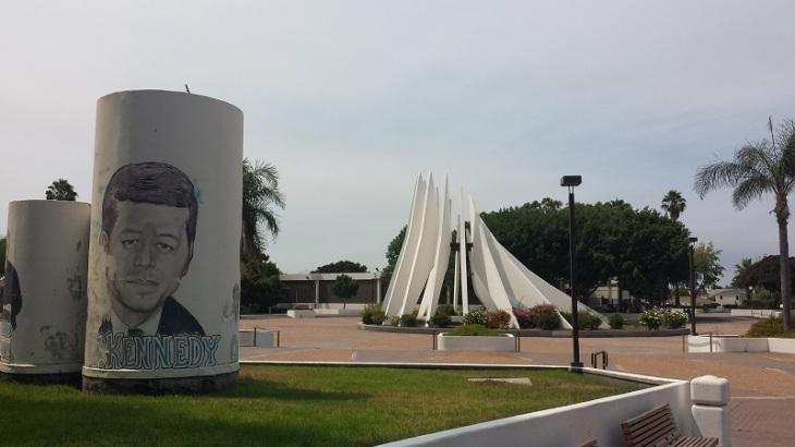 JFK and MLK Memorial