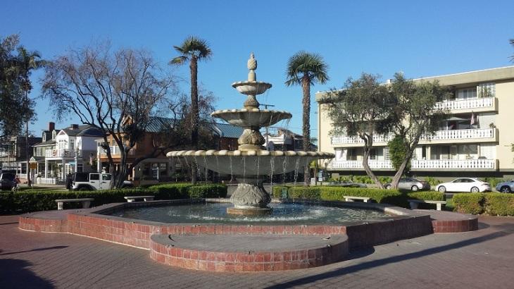 Naples Fountain