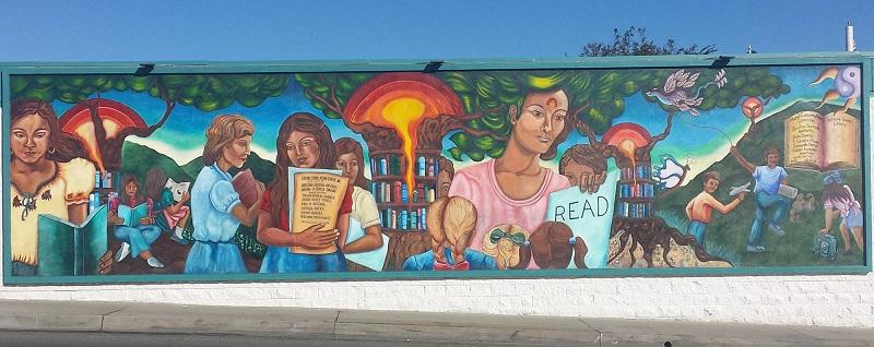 Quinn Library Mural - 800w