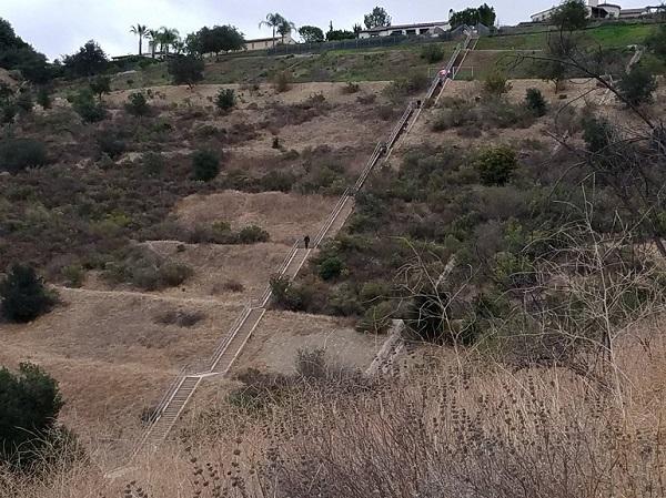 Calabasas Stairway