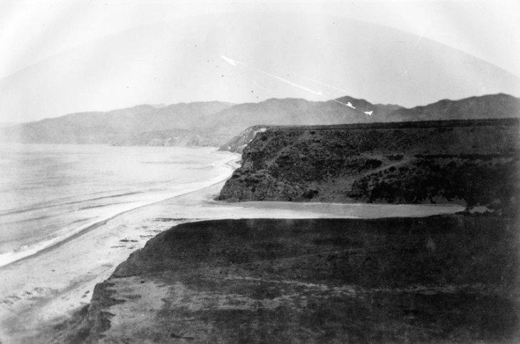01 Mouth_of_Santa_Monica_1870s