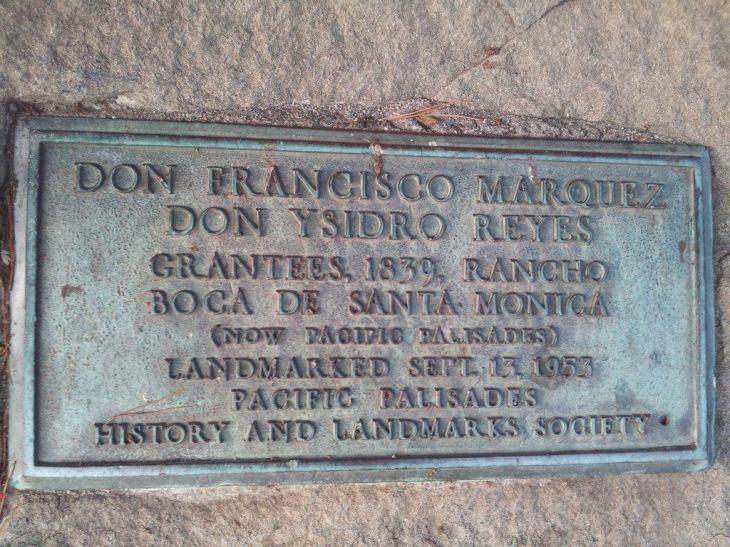 02 Rancho plaque