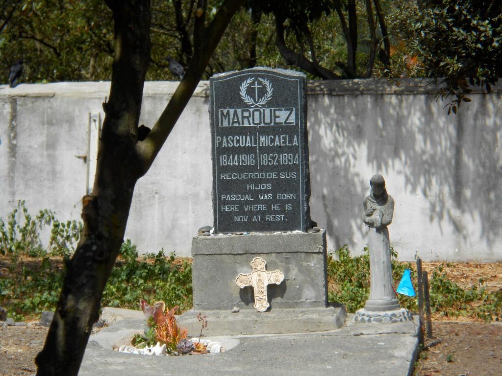 06 Pascual Marquez grave