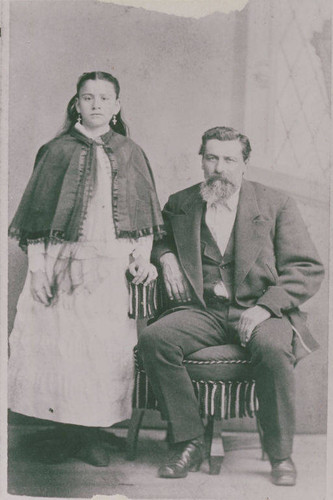 13 Pascual Marquez and daughter