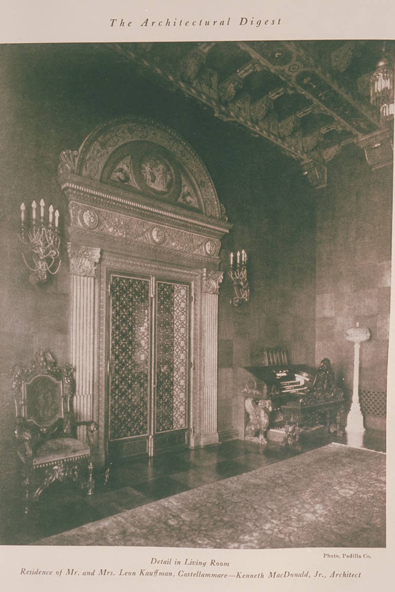 26 Living_room_in_Villa_de_Leon_designed_by_Kenneth_MacDonald_Jr_and_home_of_Leon_and_Clemence_Kaufmann_in_Castellammare_as_featured_in_a_1928_issue_of_the_Architectural_Digest