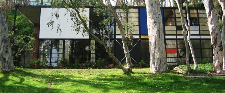 43 Eames House