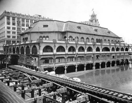 Original LB Municipal Auditorium - 1929 photo