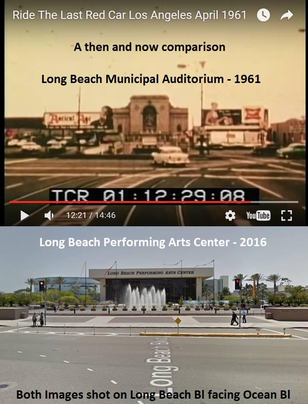 Red Car vs blue Line View of LBMA vs LBPAC