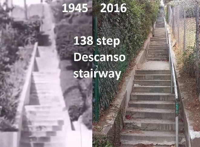 Descanso 1945 vs 2016