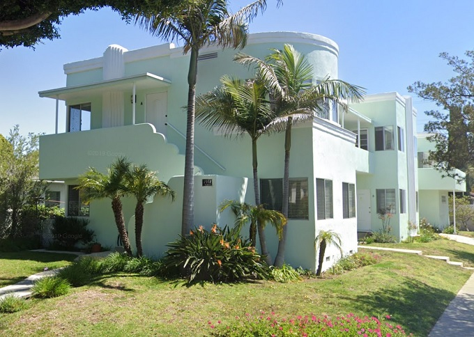 Apartments - SM - 21st and Oak in Santa Monica