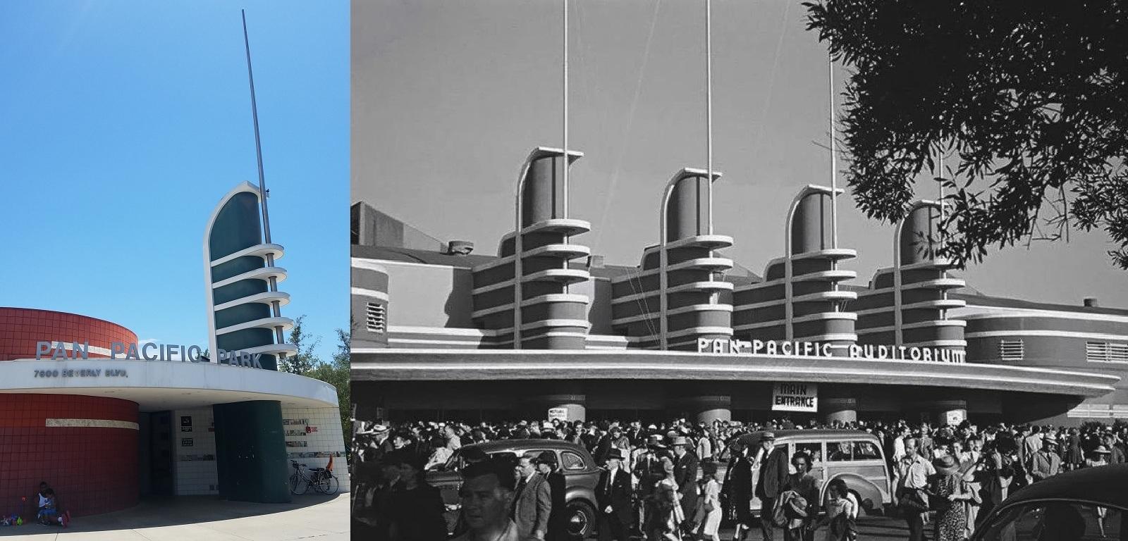 Pan Pacific Park vs Pan Pacific Auditorium N1