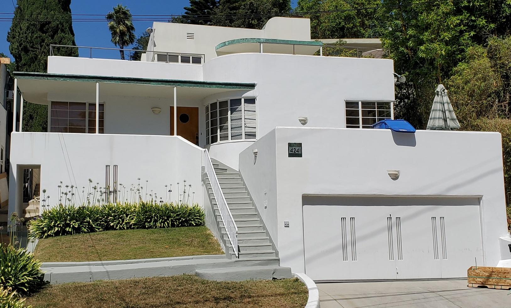 Victor M Carter Residence-Milton J Black - 4241 Newdale Dr in Los Feliz-20190921_131708